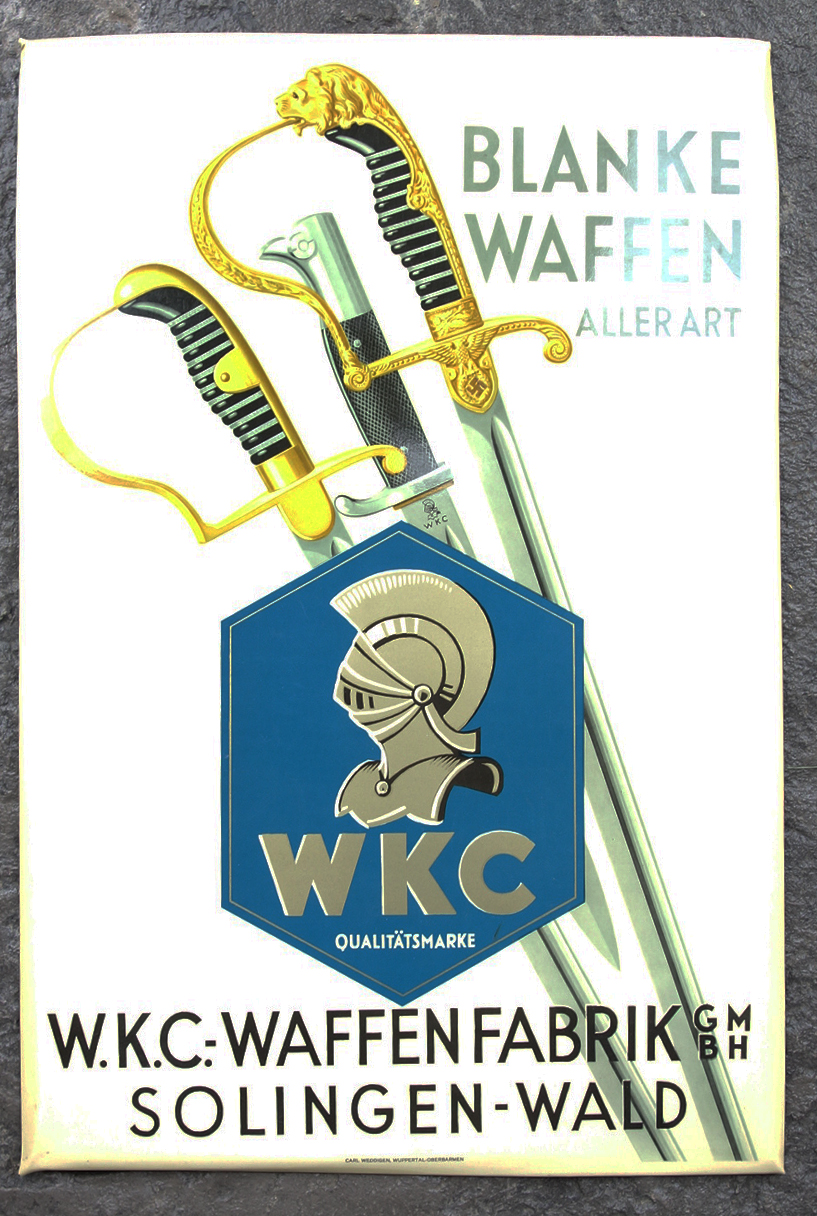 WKC Advertising sign