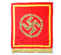 Podium Banner for High ranking NSDAP Official