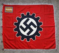 """DAF """"Dechbetten"""" Ortsgruppe Level Unit Flag"""