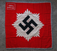 "RLB 2nd Pattern ""Koblenz G.G. Winningen"" Flag"