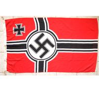 Minty ‐ 80 X 135 National War Flag by Lorenz Summa Söhne