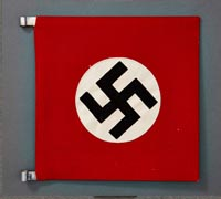 NSDAP Vehicle Identification Flag