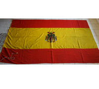 Nationalist Flag from the Spanish Civil