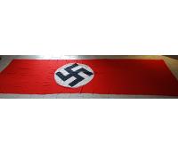 Huge NSDAP Street Banner
