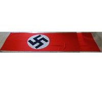 Large NSDAP Street Banner