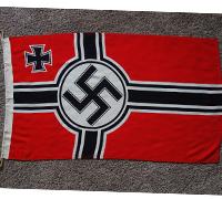National War / Battle Flag 80 X 135