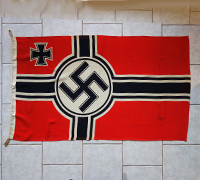 80 X 135 National War Flag by Lorenz Summa Söhne