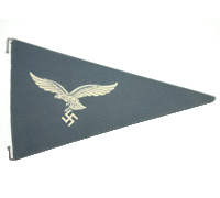 Luftwaffe Remaining Members Vehicle ID Pennant