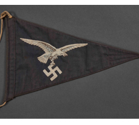Luftwaffe Officer's Private Car Pennant