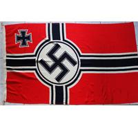 100 X 170 National War Flag by Lorenz Summa Söhne