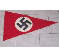 NSDAP Pennant