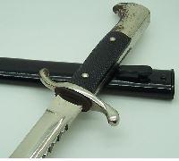 Eickhorn Short Sawback Fireman's Dagger
