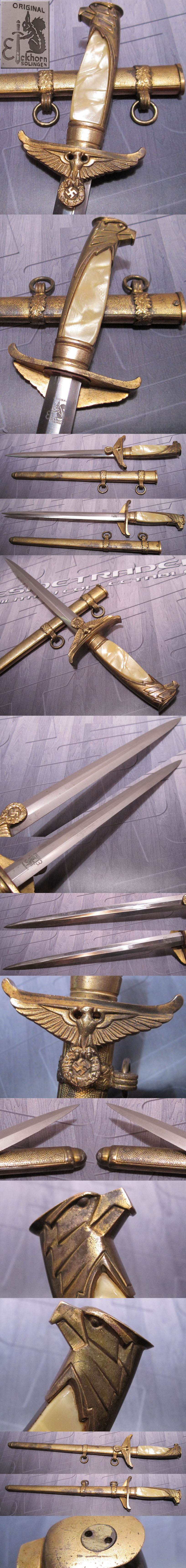 Eastern Territory Government Official's Dagger