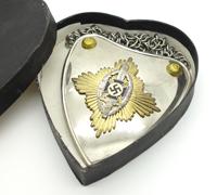 NSKOV Gorget with Issue Case