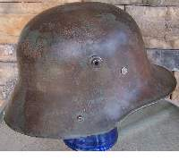 M16 Camo Helmet