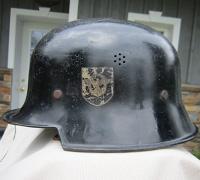 M34 Fire Police Helmet