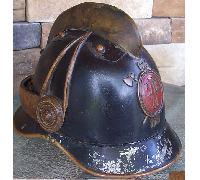 Imperial Austrian Fire Helmet Pickelhaube