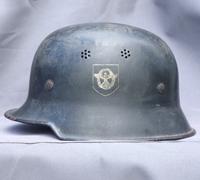 M34 DD Fire Police Helmet