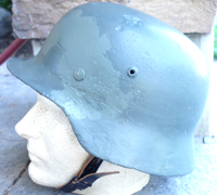 Restored Rein-actors Helmet