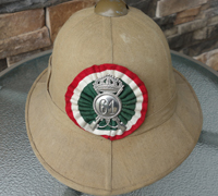Italian WWII M1935 Pith Helmet