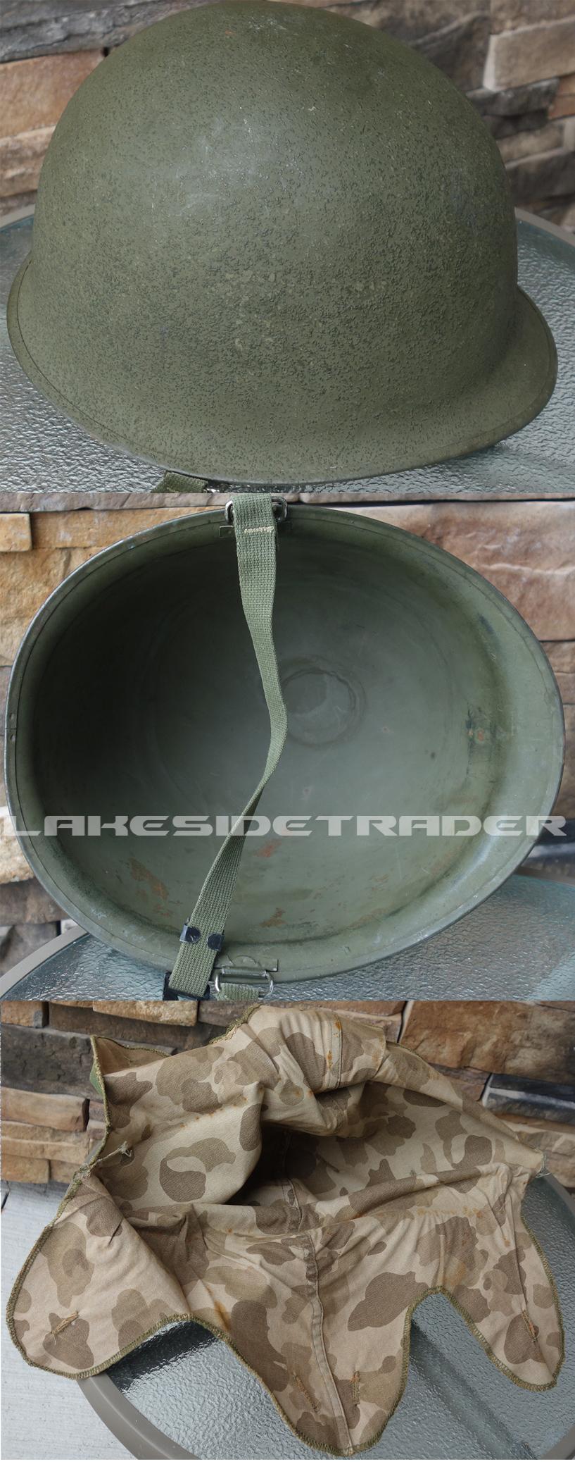 US M1 Combat Helmet