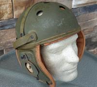 US WWII Tankers Helmet