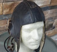 Luftwaffe FK33 Winter Flight Helmet