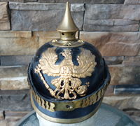 M1895 Prussian Officer Pickelhaube