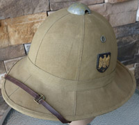 Navy Pith Helmet
