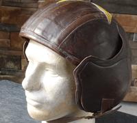Rare WWII US Flak Helmet H-28-CL