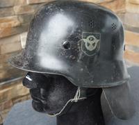 M34 SD Fire Police Helmet