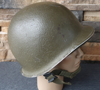 US M1 Swivel Bail Combat Helmet