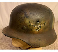M40 Luftwaffe NS64 Helmet