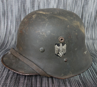 Austrian M16 Transitional SD Helmet