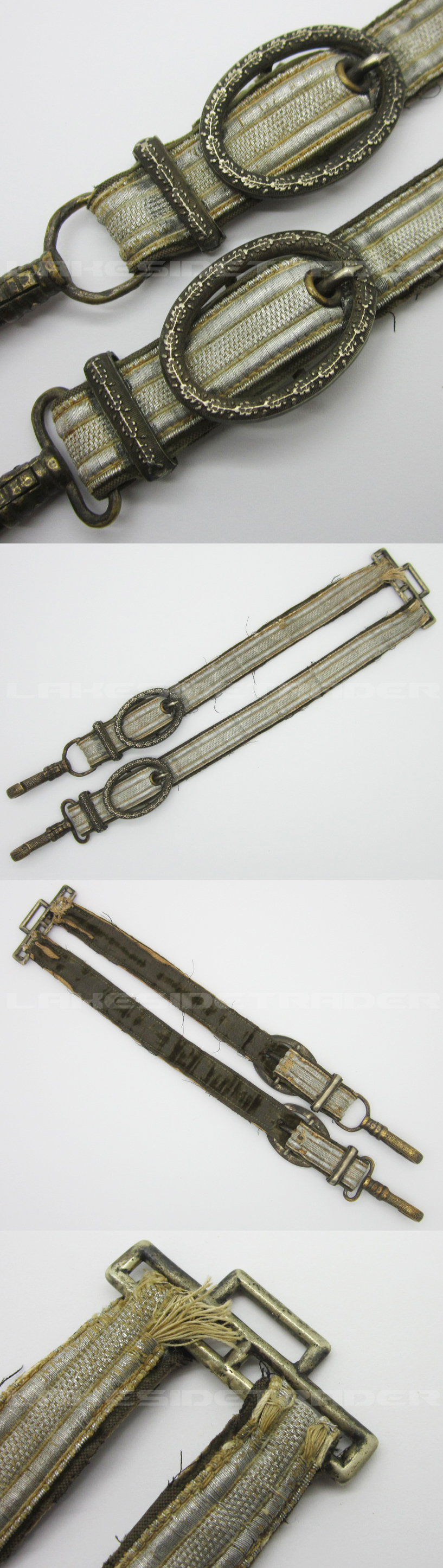 Early Army Hangers