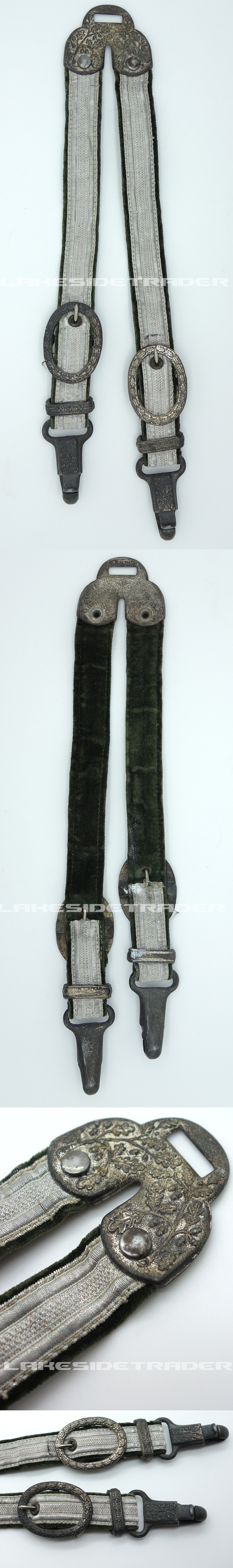 Deluxe Army Horse-shoe Hangers