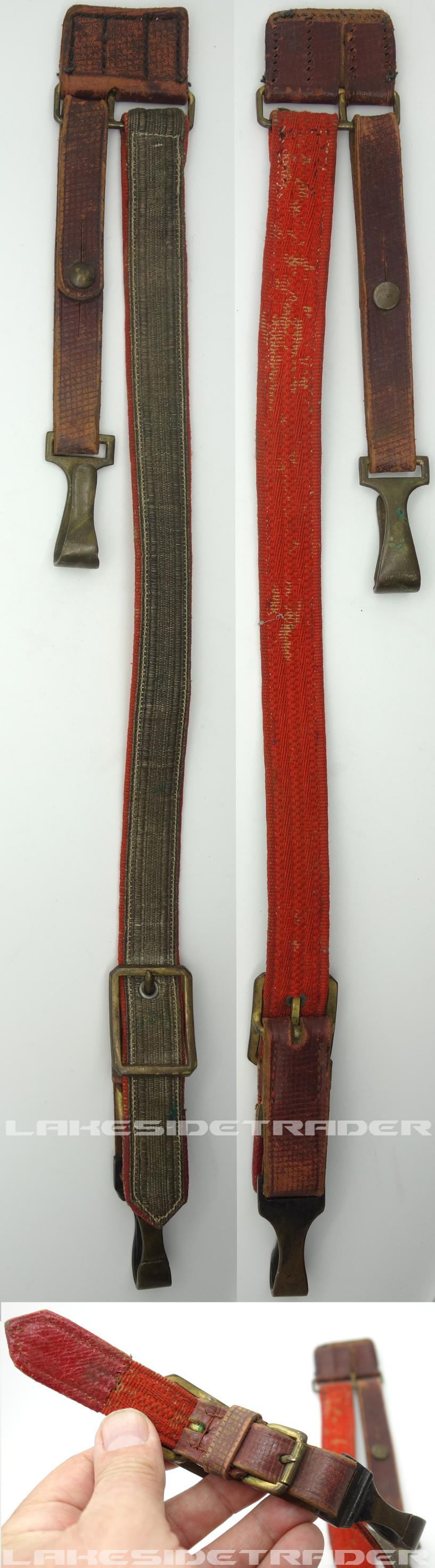Fire sword Hanger