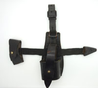 Fireman's Dress Axe hanger