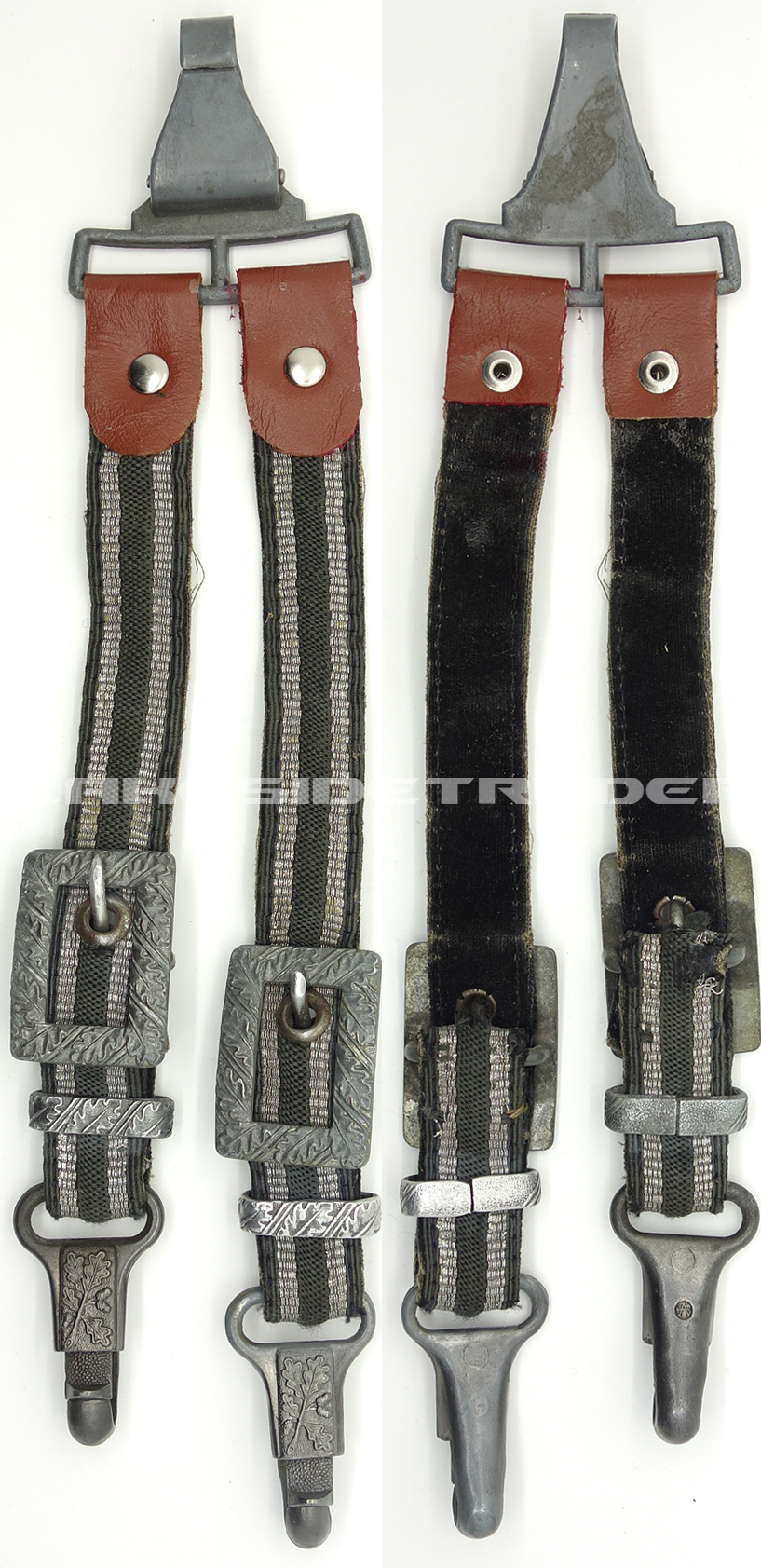 Restored Luftwaffe Hangers