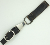 Black 2 Piece political dagger hanger SS/NSKK