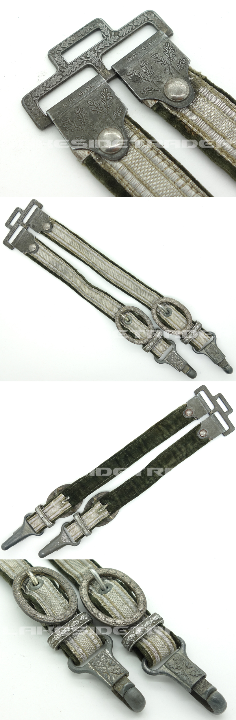 Super Deluxe Army Dagger Hangers