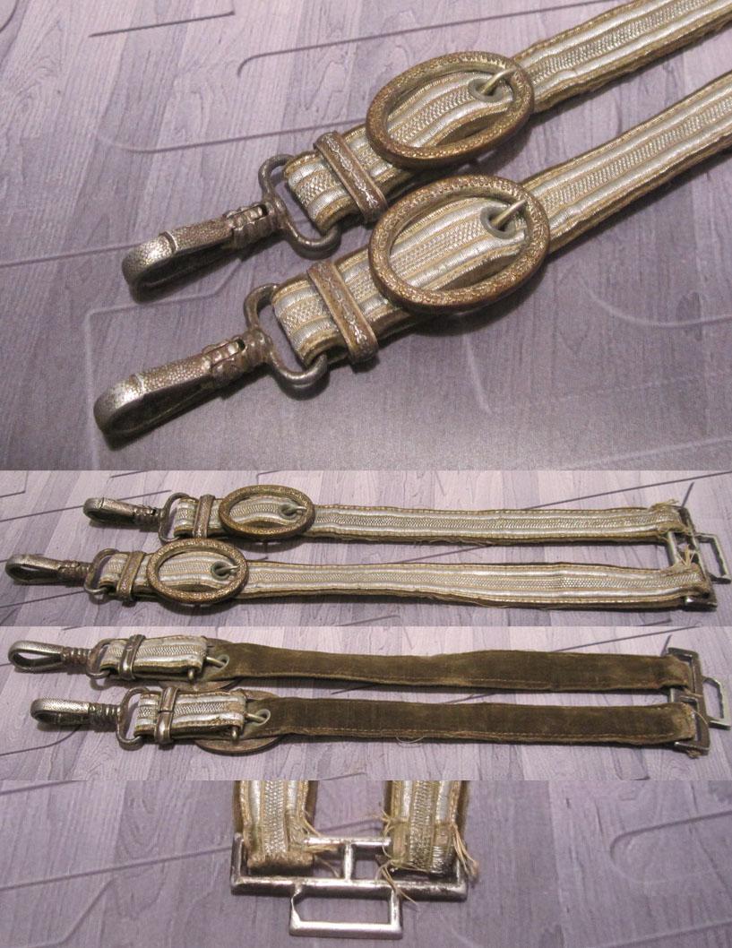 Army Dagger Hangers