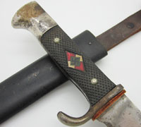 Early Hitler Youth Dagger by Halbach