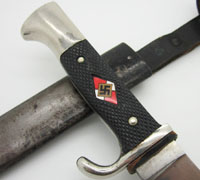 Transitional Hitler Youth Dagger by Puma