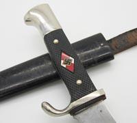 Early HJ Dagger by Hartkof & Co.