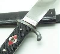 Hitler Youth Dagger by RZM M7/85 Arthur Evertz