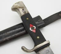 Early Hitler Youth Dagger by Hartkopf & Co.