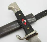 Early Hitler Youth Knife by Carl Heildelberg
