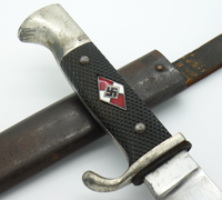 Transitional Hitler Youth Knife by Hartkopf & Co