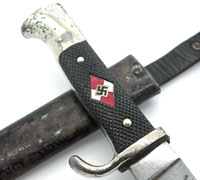 Hitler Youth Knife by RZM M7/72 1939
